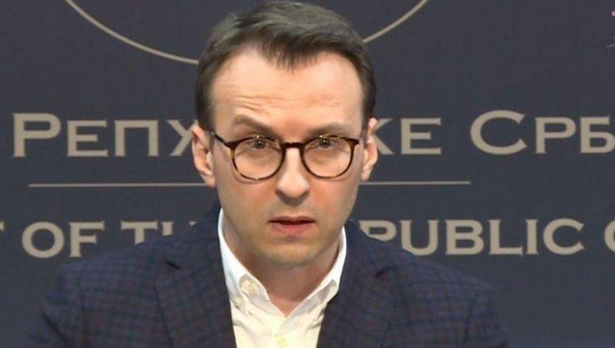 Petkovic, kancelarija za KIM