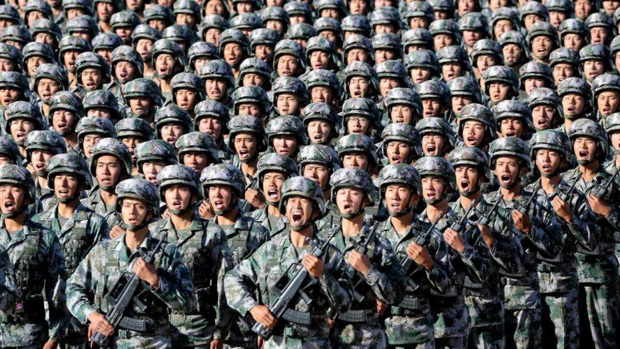 kineska vojska